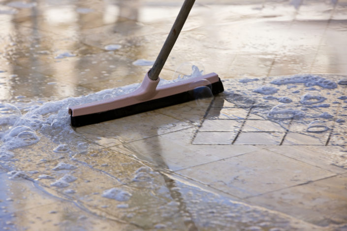 Contract Cleaners Supply Floor Cleaner