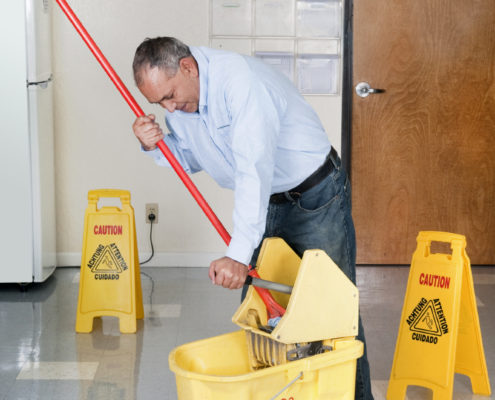Contract Cleaners Supply Scum Remover